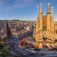 Photo prise au Sagrada Família par Анастасия Г. le7/8/2013