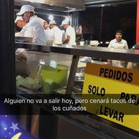 "Photo taken at Tacos y Tortas ""Los Cuñados"" by Gabo R. on 12/18/2016"