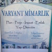 รูปภาพถ่ายที่ Varyant Mimarlık&Ekspertiz โดย Halil S. เมื่อ 6/27/2013