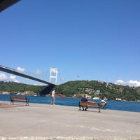 Foto scattata a Bebek Sahili da Hasan I. il 7/4/2013