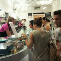 Photo taken at Bar Gelateria Filippo by La C. on 8/1/2013