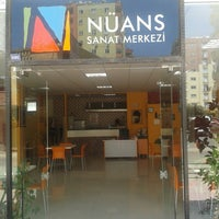 Photo taken at Nüans Sanat Merkezi by Nüans Sanat M. on 7/27/2013