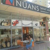 Photo taken at Nüans Sanat Merkezi by Nüans Sanat M. on 6/27/2013