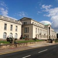 Снимок сделан в University of Nottingham пользователем Adrian L. 8/9/2013