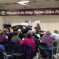 ... Photo Taken At Haley Toyota Of Richmond By Bill S. On 2/13/ ...