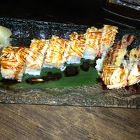 Photo taken at Sushi-O by Bill S. on 10/4/2013