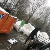 Photo taken at Recyclagepark | Containerpark Landegem-Nevele by Guy D. on 12/2/2017