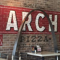 Photo taken at Arch Pizza Co. by Cyn on 10/5/2014