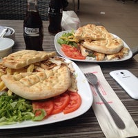 Photo taken at Memoli Döner by . on 9/26/2014
