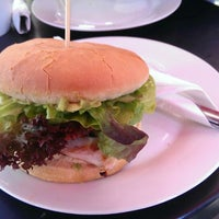 Photo taken at The Burger Joint by Ming L. on 9/29/2014