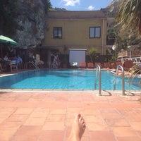 Photo taken at President Hotel Splendid by Giulia . on 6/19/2014