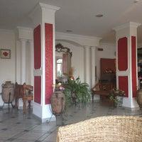Photo taken at President Hotel Splendid by Giulia . on 8/16/2014