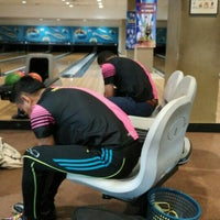 Photo taken at Unimas Bowling Alley by Ct on 11/13/2015