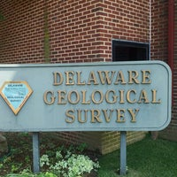 Photo taken at Delaware Geological Survey Building #udel by Robert M. on 6/18/2013