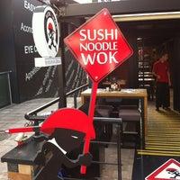 6/28/2013 tarihinde Anıl K.ziyaretçi tarafından Wok&Walk'de çekilen fotoğraf