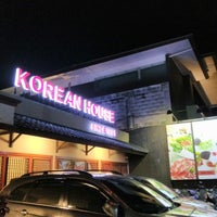 Photo taken at Korean House by Fajar S. on 12/20/2017