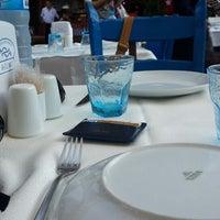 10/3/2014 tarihinde Münferit G.ziyaretçi tarafından Hilmi Restaurant'de çekilen fotoğraf