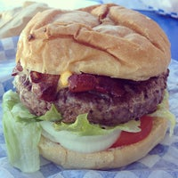 Photo taken at Scott's Burger Shack by Burger J. on 8/1/2013