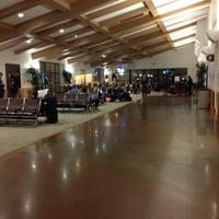 Photo taken at Santa Barbara Municipal Airport (SBA) by loretta a. on 12/10/2012
