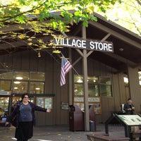 Photo taken at Yosemite Village Store by loretta a. on 11/2/2012