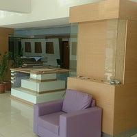 Photo taken at Baku Private Turkish High School by Mem on 10/13/2013