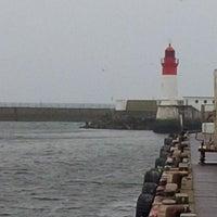Photo taken at Port du Guilvinec by Louis C. on 5/8/2014