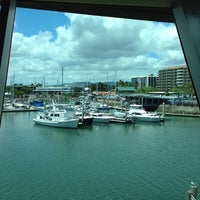 Photo taken at Museum of Tropical Queensland by Lawrie M. on 11/11/2012
