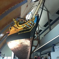 Photo taken at Museum of Tropical Queensland by Lawrie M. on 1/20/2013