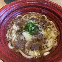 Foto tomada en TsuruTonTan Udon Noodle Brasserie por げきやすさん el 9/26/2017