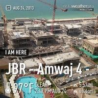Photo taken at Amwaj Rotana by Abdulla D. on 8/24/2013