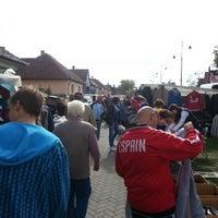 Photo taken at Veresegyház Market by Yaroslav S. on 9/21/2013