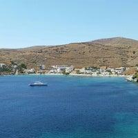 Photo taken at Μεγάλη Αμμος by Nikos on 7/16/2015