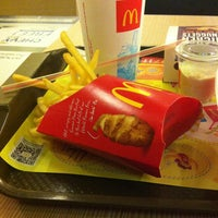 Photo taken at McDonald's & McCafé by YINGYING on 6/7/2013