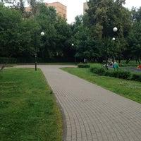 Снимок сделан в Чапаевский парк пользователем Костя С. 6/25/2013
