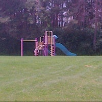 Photo taken at Burns Drive Park by Brianne G. on 6/25/2013