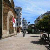 Foto tirada no(a) Praza de Santo Domingo por Alejandro I. em 5/10/2015