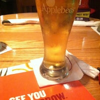 Photo taken at Applebee's by Amy H. on 1/20/2013