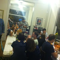 Photo taken at BOMO HQ by Amy H. on 11/11/2012