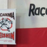 Photo taken at Academia Seishin by Sarina C. on 1/30/2014