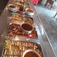 Photo taken at Mentari Restaurant by Marie D. on 11/14/2017