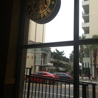 Photo taken at Starbucks by Sarah Katlyn A. on 7/12/2013
