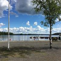 Photo taken at Kangasniemen tori by Marco M. on 7/11/2016