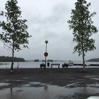 Photo taken at Kangasniemen tori by Marco M. on 7/6/2016