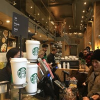 Photo taken at Starbucks by Marco M. on 2/4/2017