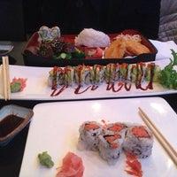 Photo taken at Hado Sushi by K on 12/5/2013