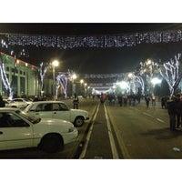 Photo taken at Mustaqillik shoh ko'chasi by Джох К. on 1/2/2014
