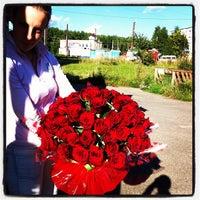 Photo taken at Давыдовский 2, 61 by Ксения Ц. on 8/17/2013
