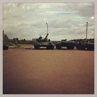 Photo taken at Парк Победы by Ксения Ц. on 7/25/2013