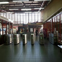 Photo taken at Estación de San Bernardo by Fer M. on 5/5/2014