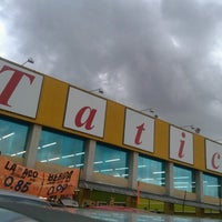 Photo taken at Supermercados Tatico by Bianca L. on 2/14/2014